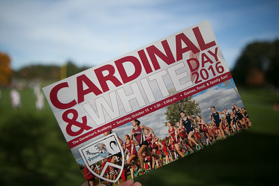 Cardinal & White Day 2016