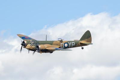Bristol Blenheim Mk.I (UK)