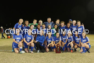 Osceola 1 Largo 2  (District Championship)