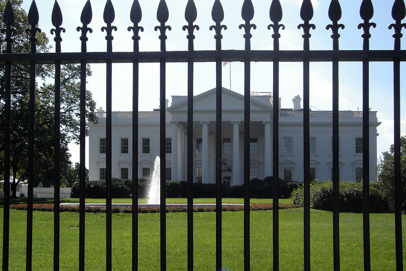 As close as I can get to Dubya's home