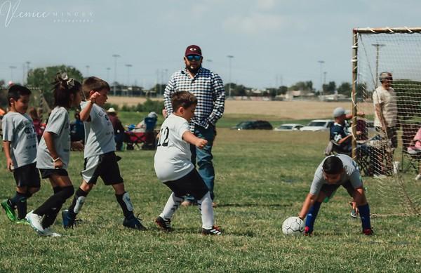 Zachary Soccer 2019