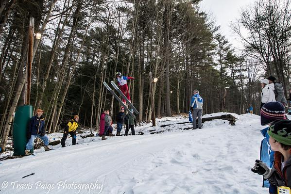 Ford Sayre Ski Jumping