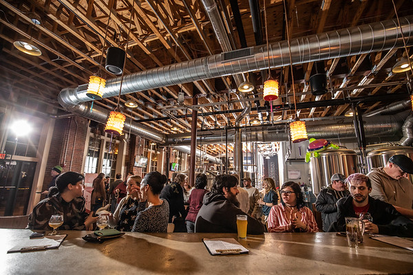 2.26 Networking at Terrestrial Brewing Company