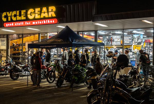 2019-03-12 Cycle Gear Bike Night