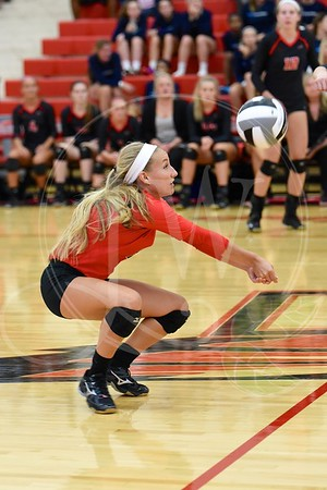 Lakota West HS Girls Volleyball