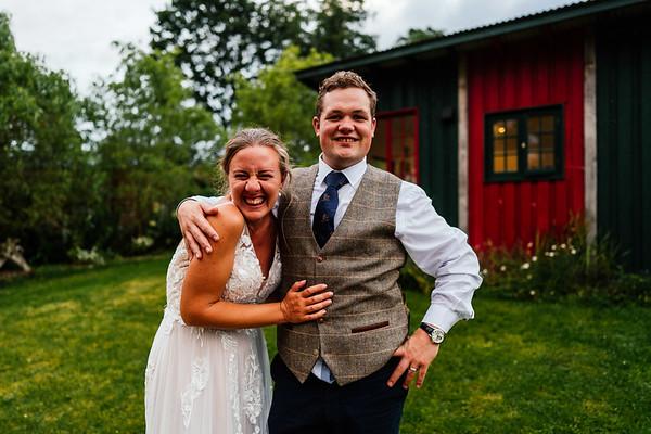 Charlotte & Aaron Wedding