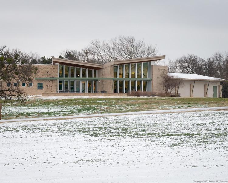Hagerman NWR Visitor Center