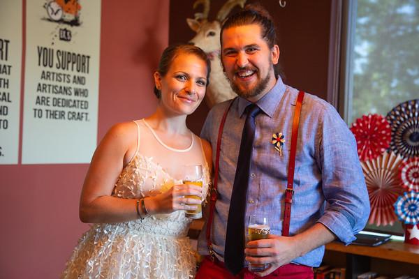 2018-07-03 Mike & Elizabeth's Wedding