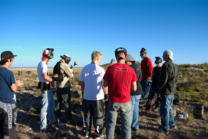 Paintball Group