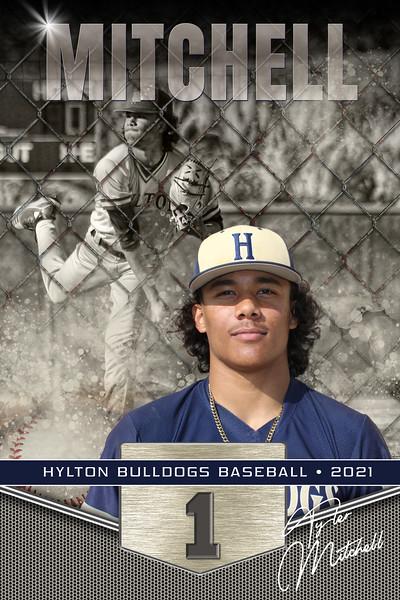 2021_05_31 Hylton Baseball Banners