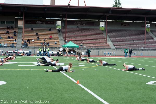 2011-2012 LFL Seattle Mist Tryouts