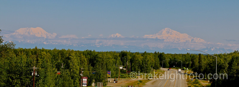 Denali from the South