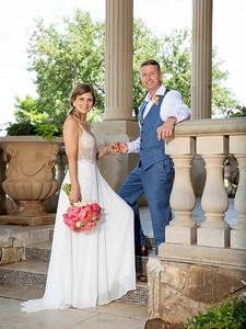 Traci & Nate Wedding at Southern Bliss Villa