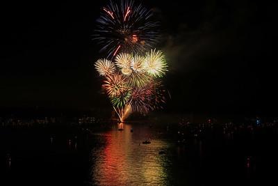 Alex Bay Fireworks