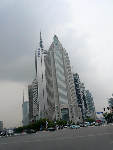 Pudong, 2007