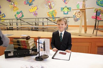 Grade 2 Entrepreneur Fair