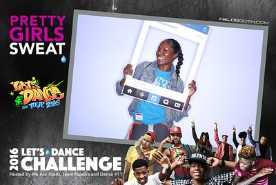 Pretty Girls Sweat - Let's Dance Challenge