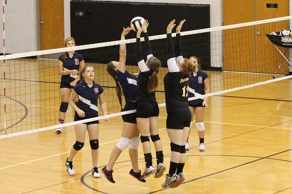 Caston vs Pioneer  9/30/2014