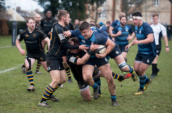 Chichester v Hertford January 2017