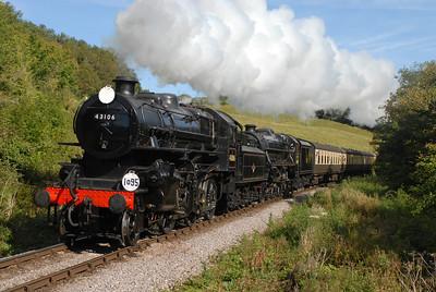 West Somerset Autumn Steam Gala