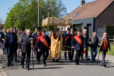 Processie Loenhout 2016