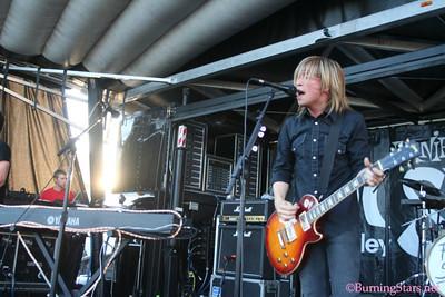 The Rocket Summer @ Nassau Coliseum (Uniondale, NY); 8/04/07