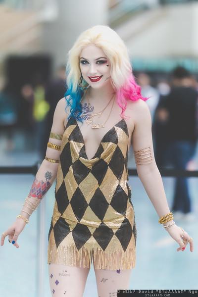 LA Comic Con 2017 - Sunday