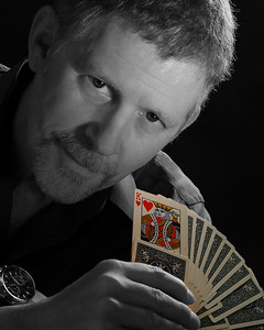 Magician Ed Ellis Publicity Photos