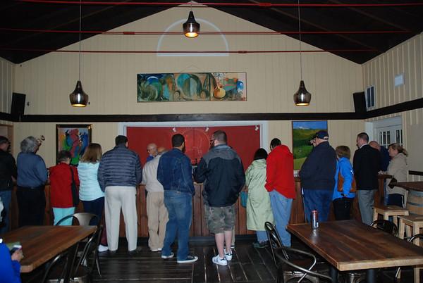 Alumni Vineyard & Micro-brew Tour