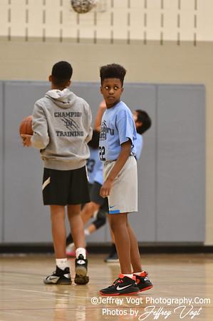 2/23/2019 6th Grade Montgomery County Recreation Basketball Up County Rec Basketball Team Bucket Boys vs Truth at Plum Gar Recreation Center, Photos by Jeffrey Vogt Photography