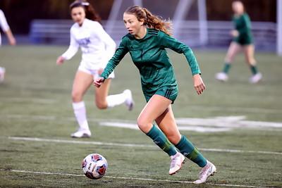 20201026 Girls Soccer - Hudson v Nordonia