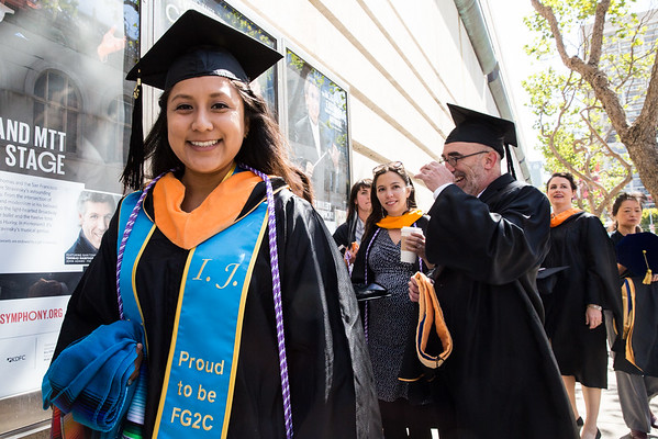 UCSF SON Graduation 2016 Selections