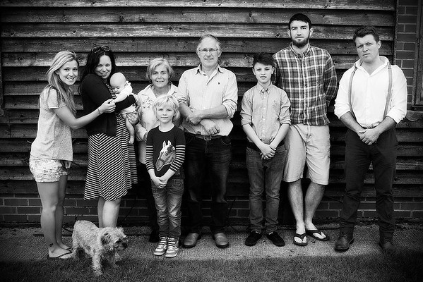 Lacey, George and Family
