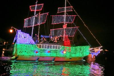 Christmas Boat Parade 12-12-20