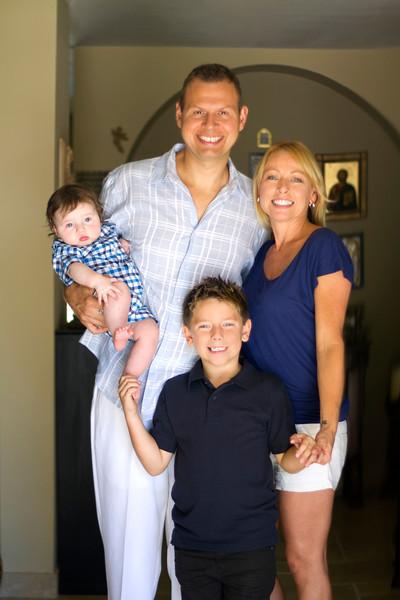 Spanos Family