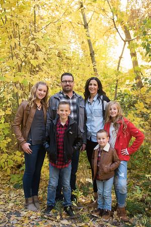 Thompson Family 2017
