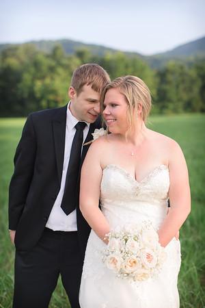Roberson + Hughes Wedding