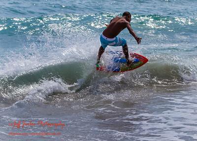 Zech Modelski  - Stuart Fla, Shore lb. Throwdown 16