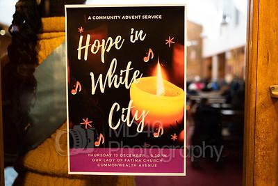 Hope In White City - 2018