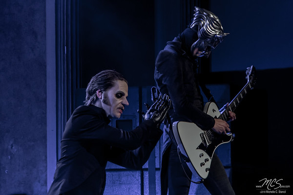 Ghost  at The Saenger 11.29.18