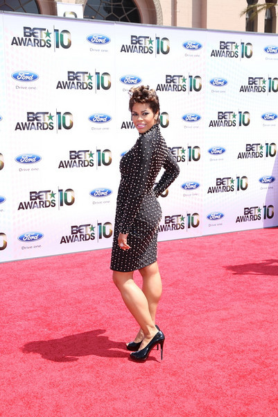 BET AWARDS 2010 RED CARPET ARRIVALS 6-27-2010