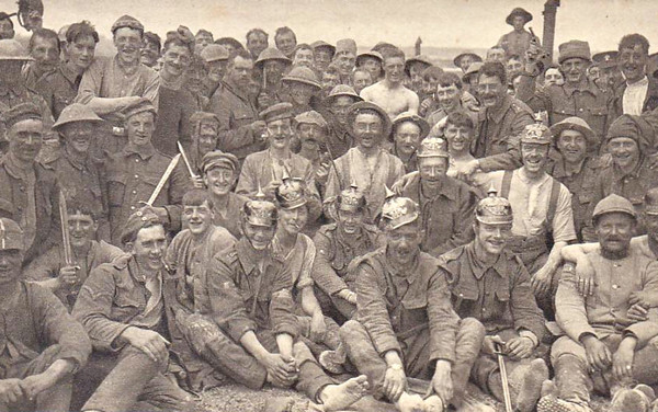 1914: The Great War and Beyond.