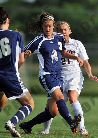 Girls Varsity Soccer - Okemos vs Portage Central - Regional