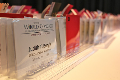 Second World Congress on Ultrasound in Medical Education