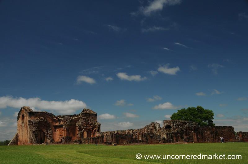 Trindad Jesuit Ruins - Paraguay