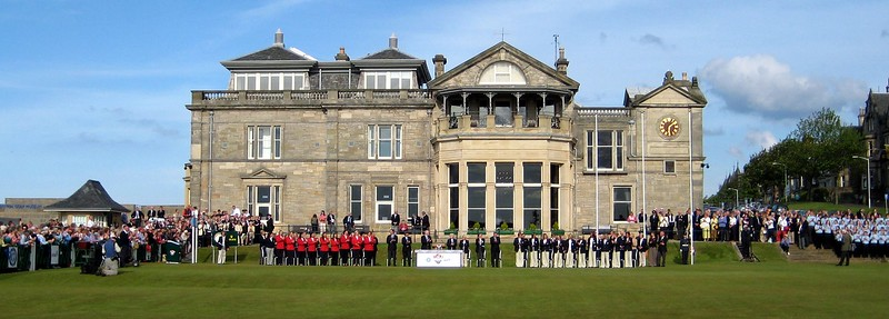Curtis Cup 2008