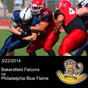 2014-03-22 Bakersfield VS Philadelphia