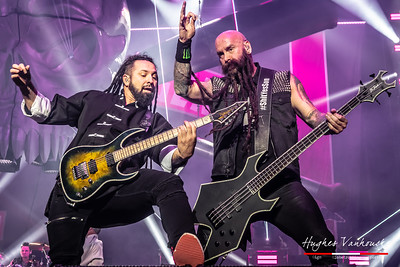 Five Finger Death Punch (USA) @ AFAS Live - Amsterdam - The Netherlands/Países Bajos