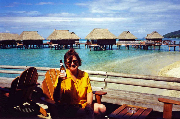 French Polynesia Cruises - 2001 and 2000 - On the R3