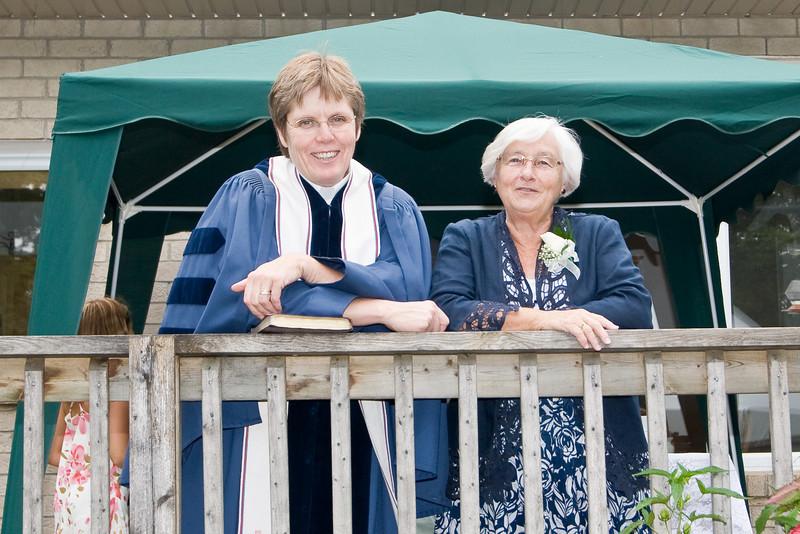 Gillian & Phil - September 2008